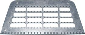 IBQ 00110148 - SOPORTE ALUMINIO TAPA REJILLA INF IZQ/DER XF 1/2 SE